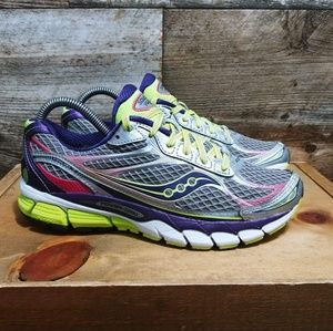 Saucony Ride 7 Power Grid Running Shoe